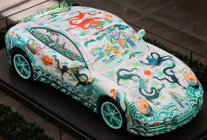 barvan avto